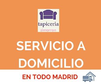 presupuesto economico de tapiceria en madrid
