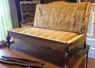 Como tapizar un sof paso a paso 10 consejos practicos - Tapizar sillon paso a paso ...