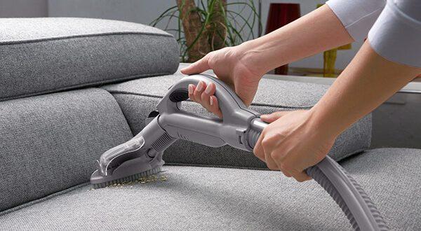 consejos para limpieza del sofá