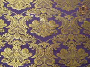 tela brocado para los sillones